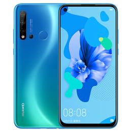 Original huawei nova 5i 4g lte celular 8 gb de ram 128 gb rom kirin 710 Octa Núcleo de 6.4 polegada de tela Cheia IPS 24.0MP ID de impressão digital do telefone móvel de Fornecedores de telefone inteligente t celular