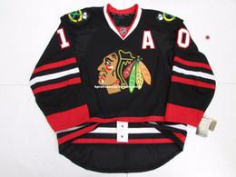 jersey tagliente a buon mercato patrick Sconti Custom custom Patrick Sharp CHICAGO BLACKHAWKS TERZO BLACK EDGE 2.0 7287 JERSEY punto aggiungere qualsiasi numero qualsiasi nome Mens Hockey Jersey GOALIE CUT