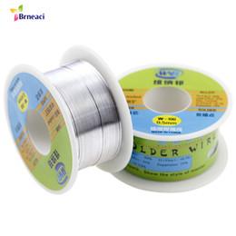 WNB Tin Wire strumenti di impianto Tin Rosin core Seed Solder Wire piombo Linea PCB della scheda madre BGA palla impianto di saldatura tool da