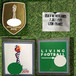 Deutschland Details zum USA-Spiel im Finale der Frauen-Weltmeisterschaft 2019 gegen die Niederlande und den 2019 USA-Meister Iron Soccer Patch Badge cheap iron cups Versorgung