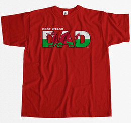 75b946bd Best Welsh Dad Wales Fathers Day Gift Patriotic Birthday Christmas Mens T-ShirtStyle  Round Style tshirt cattt windbreaker Pug tshirt inexpensive best ...