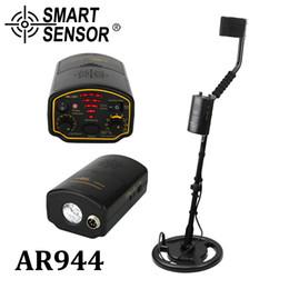 2019 bodensuche metalldetektor Metalldetektor UnderGround depth1.5m / 3m AR944M Scanner Finder-Tool 1200mA Li-Akku für Goldgräber Schatz Sucht Hunter