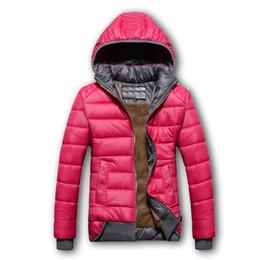 Зимнее пальто женщин съемное онлайн-Женщины хлопок с капюшоном вниз парки женские модели спортивное пальто плюс пуховик зима теплая куртка с капюшоном пальто съемный LJJA2638