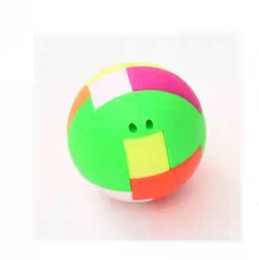 Intelligence créative assembler jouet boule multicolore mini blocs de construction éducatifs pour enfants boule garçon nostalgique assemblée classique six ? partir de fabricateur