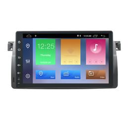 Android 9.0 DSP IPS 9 pollici Quad Core 2Din DVD per auto per BMW E46 318 325 320 Car GPS M3 3 serie con Navi Radio Car Multimedia player da