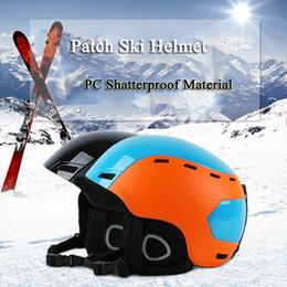 équipement de ski Promotion Sports de plein air sécurité Ski Casque Hommes Femmes Portable Intégrale Neige Engrenage Snowboard Casque De Planche À Roulettes pour Snowboard