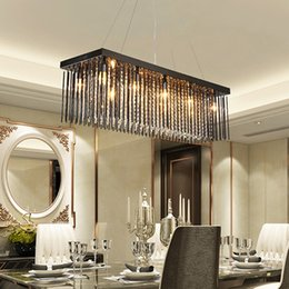 US $189.0 |Modern Chandeliers Pendant Light Meteor Rain Meteoric Crystal Chandelier Island Lighting Loft Creative LED Lamp|crystal led lamp|led