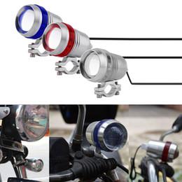 led-lkw-arbeitsleuchten Rabatt 30W 1200LM Motorrad U3 LED, der Nebel-Scheinwerfer-Punkt-Licht-Frontseiten-Lampen