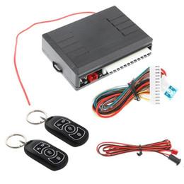 auto central remoto Rebajas Sistema universal de alarma para autos Control remoto automático Cerradura central con control remoto