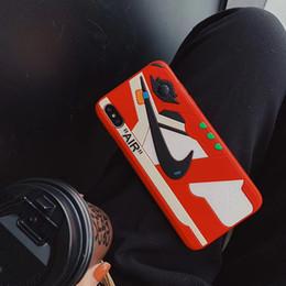 2019 caixa do telefone da orelha do gato do iphone De alta qualidade padrão de esportes de silicone voltar case macio à prova de choque basquete impressão shell telefone para iphone xs max xr 6 s 7 8 além de 10