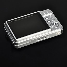 18 Mega Piksel CMOS 2.7 inç TFT LCD Ekran HD 720 P Dijital Kamera SL damla nakliye oct16 nereden gizli ip güvenlik kameraları tedarikçiler
