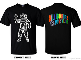 2019 Модная одежда New SHIRT Billionaire Boys Club Astronaut с коротким рукавом от Поставщики apple latest