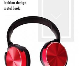 Kablolu Kulaklık XB450 Katlanabilir Ayarlanabilir Oyun Kulaklığı ile 3.5mm Ses Jak Ve Mikrofon İçin Bilgisayar ipodd veya cep telefonu nereden gsm seyretmek cep telefonu tedarikçiler