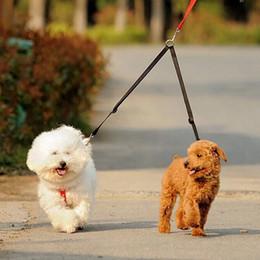 2019 gargantillas de nylon TPFOCUS Collar de perro para mascotas Correa de plomo Arnés para caminar para perros Correa Gargantilla de nylon Entrenamiento de deslizamiento suave ajustable gargantillas de nylon baratos