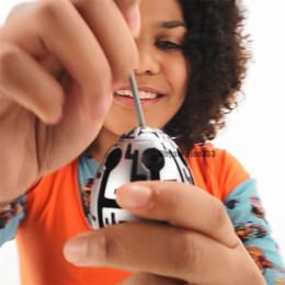 Яйца пазл онлайн-Умное яйцо Лабиринт яйца Игрушка детская головоломка Лабиринт Мяч Игрушка-головоломка Развивающее обучающее образование Смешные детские подарки для детей