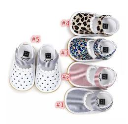 0620b7fdd2ae1 semelles douces sandales pour bébés Promotion Bébé Premiers Marcheurs D été  Sandales En Coton Tissu