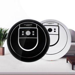 Aspirador de pó automático para casa Seco Mop Molhado Anti Colisão Inteligente Robô Vassoura de Limpeza Vassoura de
