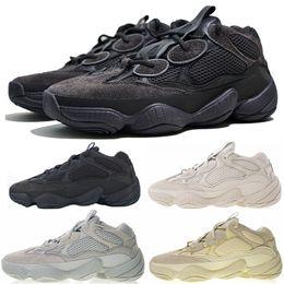 1bc72254c207 New Wave Runner 500 Blush Desert Rat Salt 500 Super Moon Yellow Running  Shoes Kanye West Mens Women Sneaker Sports Shoes Size36-45