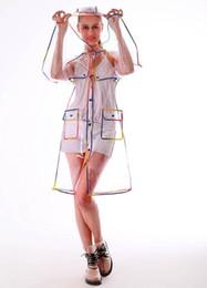 batteria coreana Sconti Impermeabile da donna touring esterno con cappuccio in plastica trasparente eva trasparente trasparente da donna per ragazze da donna