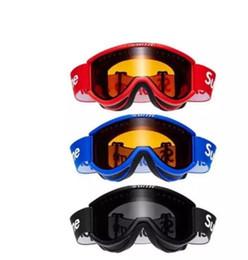 Venta al por menor Cool Gafas de esquí Cariboo Smith OTG 3 Color Rojo Azul Negro Gafas NUEVO CON RECIBO DE FW15 gafas Ride Worker de alta calidad desde fabricantes