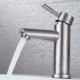 Deutschland Torneira schwarz bad wasserhahn Robinet 304 edelstahl kran eitelkeit becken wasserhahn grifo lavabo supplier bathroom vanity black Versorgung