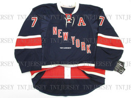 a9337dd82 Cheap custom Rod Gilbert NEW YORK RANGERS THIRD HERITAGE JERSEY stitch add  any number any name Mens Hockey Jersey XS-5XL. Supplier  tntjersey