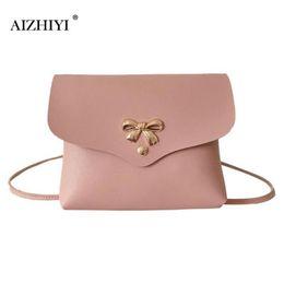 891f00a4c53a Cheap Women Bow-knot Shoulder Messenger Bag Girls Mini PU Leather Casual Crossbody  Sling Bags Portable Female bag Bolsa Feminina