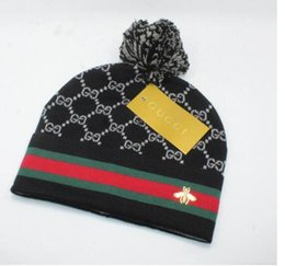43813cbcdba Chinese vlone news casual burb Korean version of autumn and winter knit hat  outdoor warm wool