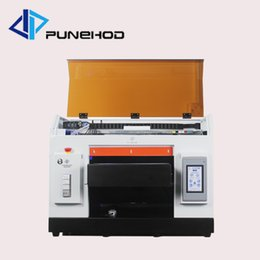 direct printing machine Promo Codes - A3 Size UV Flatbed Printer Head Digital Direct Jet To Textile Printing Machine