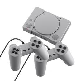 2019 jogo pmp 4gb Console de jogos clássico de 8 bits para o PS1 Mini Home 620 Sistema de entretenimento entusiasta do jogo de ação Retro Double Battle Game Console