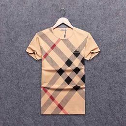 La ricamatrice della maglietta disegni applique online-Nuove magliette da uomo Hip Hop T Shirt Estate Ricamo casuale Mens Design Moda Abbigliamento Lettera Stampa manica corta Tee Mens # 4420