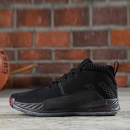 damian lillard Desconto 2019 Dame 5 Peoples Champ para vendas frete grátis novo Damian Lillard 5 Longe Basketball loja de sapatos com caixa US7-US11.5