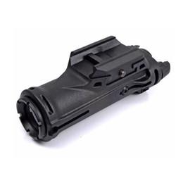 Lanternas led holster on-line-Luz Pistola XH15 350 Lumen de Alta performance LEVOU Gun Light Rápido Implantar Holster XH-15 Caça Rifle Lanterna