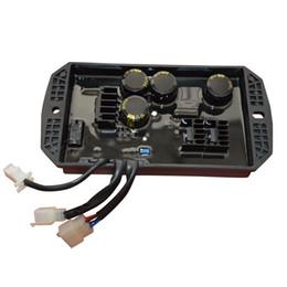 Regulador de voltaje automático accesorio de la pieza del generador AVR trifásico de alta calidad de LIHUA 8.5KW 15KW 20KW desde fabricantes