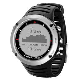 North Edge Men 's Sport Reloj digital inteligente Reloj electrónico Reloj impermeable al aire libre Cronómetro / Reloj inteligente Reloj Altímetro desde fabricantes