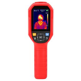 UTi165H Infrared Thermal Imaging Termometro ad alta precisione termocamera Telecamera portatile Temperatura Handheld Strumento di misura Strumento da