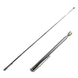 Mini Magnétique Écrous Boulons Cueillette outil télescopique Aimant Pointeur Pick Up Pen ~