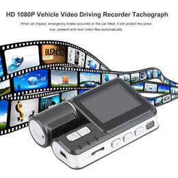 ir lichter für nachtsicht Rabatt Neue Dual Lens Auto DVR Kamera I1000 Full HD 1080 P 2,0