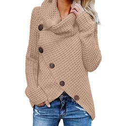 suéter cardigan de punto de gran tamaño para mujer Rebajas 2019 rebeca de las mujeres más el tamaño suéter de punto para mujer suéteres de gran tamaño de punto chicas feas navidad Y191109 coreano