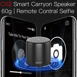 Argentina JAKCOM CS2 Smart Carryon Speaker Venta caliente en amplificadores como música hablar atv jet ski cargador inalámbrico Suministro
