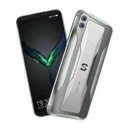Original Xiaomi Black Shark 2 8 GB 128 GB Gaming Phone Snapdragon 855 Octa Core Dual Kamera 48 + 12MP 4000 mAh Spiel Smarphone von Fabrikanten