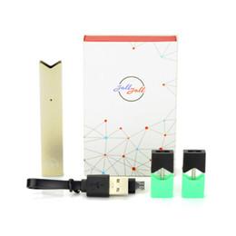 Ejuice de cigarette électronique en Ligne-Le stylo 280mah compatible de stylo de vaporisateur de ju de kits de démarreur de Joll peut adapter la capsule jetable de ju ul avec la cigarette électronique d'Ejuice