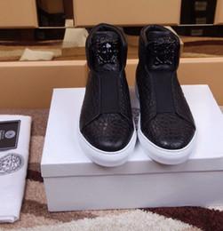 vestido de pedras negras Desconto 2019 pedra preta padrão de couro conjunto de sapatos de pé 2075 Men Dress Shoes mocassins mocassins Lace Monk Correias Drivers Botas de couro Real Sneakers