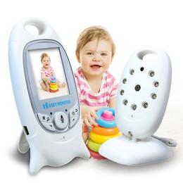Беспроводной Монитор Младенца 2 Способ Говорить Ночного Видения Ребенка Сна Няня Видео Монитор С Камерой Музыка Баба Электронное Радио Няня от