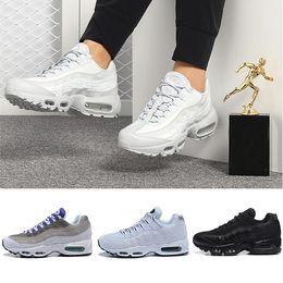 2019 os lumière Nike Air Max 95 Hommes Chaussures De Course Femmes max 95 Chaussures De Course À Voile Obsidienne Légère Os Sport Turqoise Reverse Stash Mens Designer Baskets 40-46 os lumière pas cher