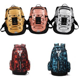 outdoor camp bag Coupons - 19ss Mens Designer Best Quality Backpack Men Women Large Capacity Sport Outdoor Bags Mens Designer Basketball Bags