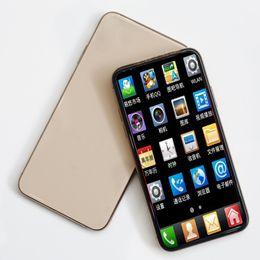 Смартфон 4g lte сотовые телефоны онлайн-6.5-дюймовый XS Max разблокированные сотовые телефоны 1 ГБ / 8 ГБ Face ID Поддержка беспроводного зарядного устройства 1/8 ГБ 3G Показать 4G LTE Bluetooth Andorid смартфон