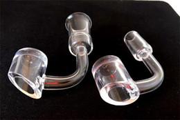 usou plataformas dab Desconto 100% 4 mm de espessura quartzo banger dom de quartzo unha 14mm masculino feminino 90 graus de óleo, uso dab rig. preço de fábrica frete grátis