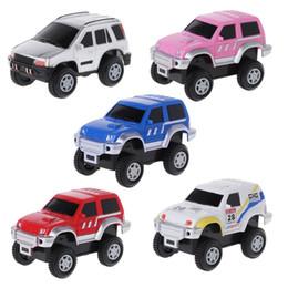 kinder elektronisches auto Rabatt Kinder Spielzeugbahn Auto Elektronische Batterie Spielzeug für Kinder Weihnachten Geburtstagsgeschenk