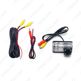 Toyota corolla sensore online-Car Rear View Telecamere Sensori di parcheggio per Toyota Corolla EX / LIFAN 320 / BYD F3 / F3R Parcheggio Camera # 4031